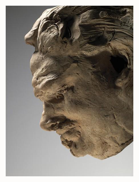 Z. Marcas, Honoré de Balzac par Auguste Rodin,  argile. , Literaire teksten, frans leren , Vivienne Stringa
