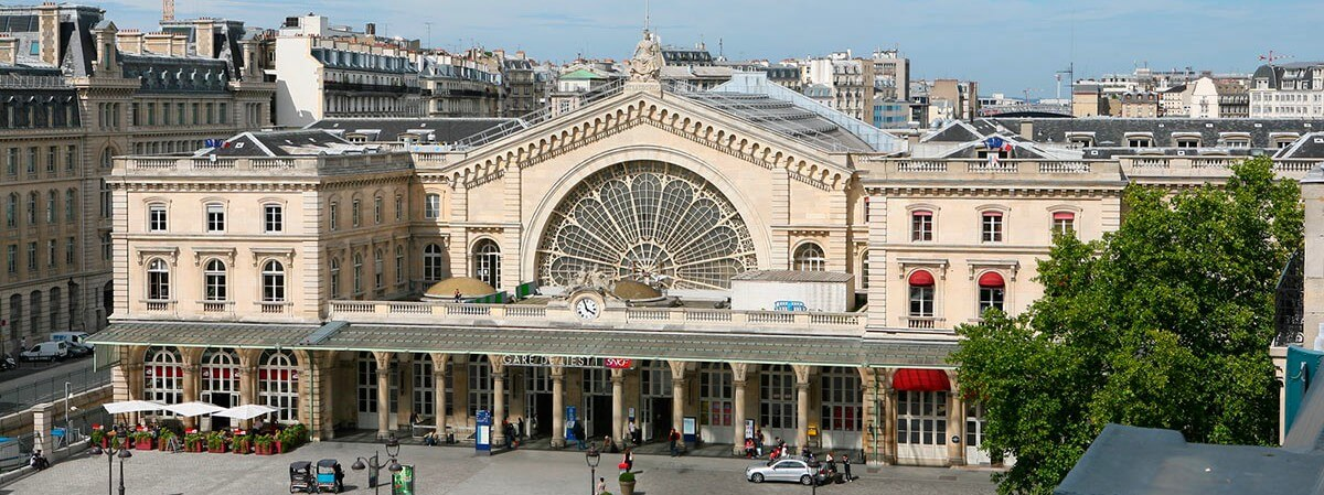 Kaartje kopen TGV in het Frans, Frans treinkaartje kopen, uitspraak Frans treinkaartje kopen, studententarief Frans, Frans spreken aan loket in het Frans. Gare de Paris-Est
