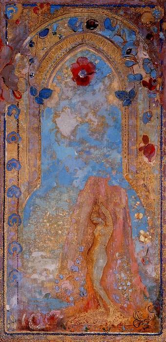 Guillaume Apollinaire. Andromède ; Odilon Redonfransleren, Vivienne Stringa