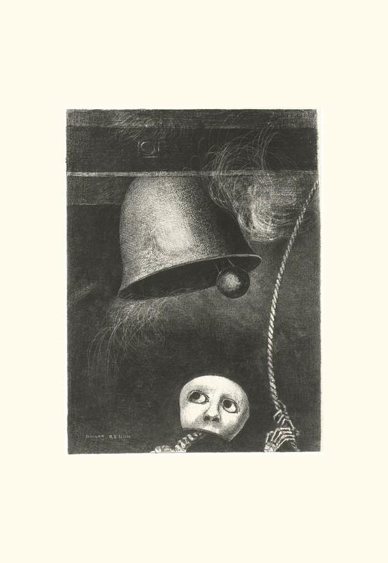 Estampe | Odilon Redon. Frans leren ,Vivienne Stringa
