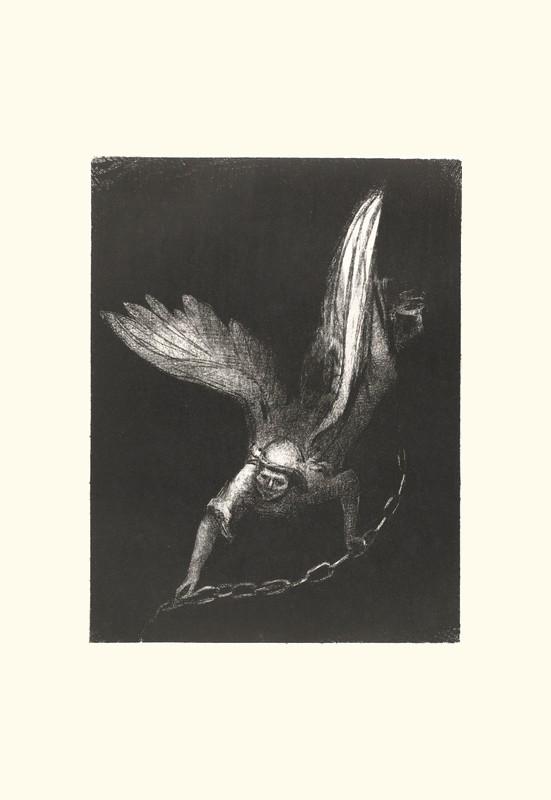 lettres de Arthur Rimbaud, à Harar en février 1890 jusqu'à   novembre 1891 à Marseille, Frans leren, Vivienne Stringa | estampe | Odilon Redon.