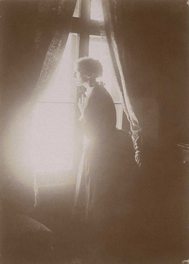 Paul Burty-Haviland Photographe. Frans leren ,Vivienne Stringa