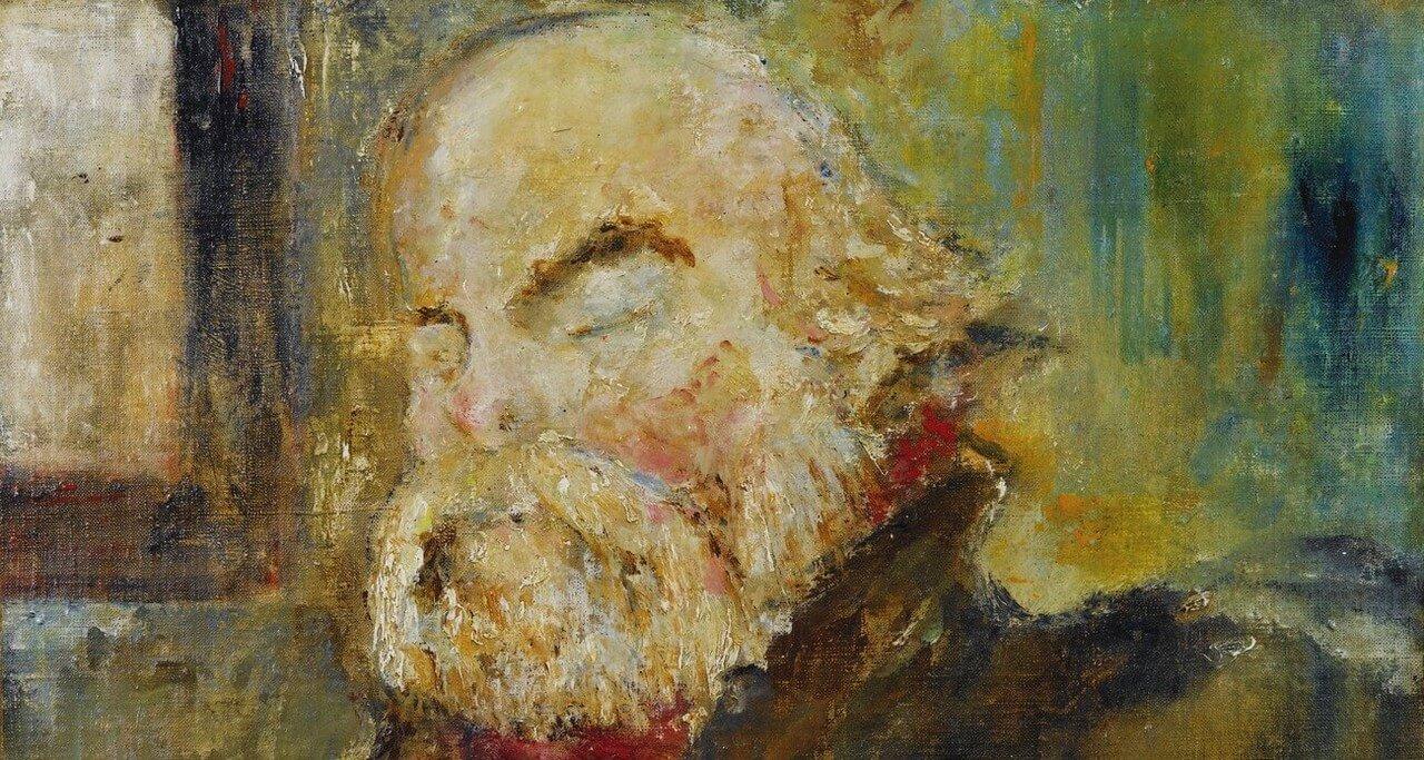 Paul Verlaine. Léo Ferré Préface Poèmes saturniens,Frans leren. Vivienne Stringa