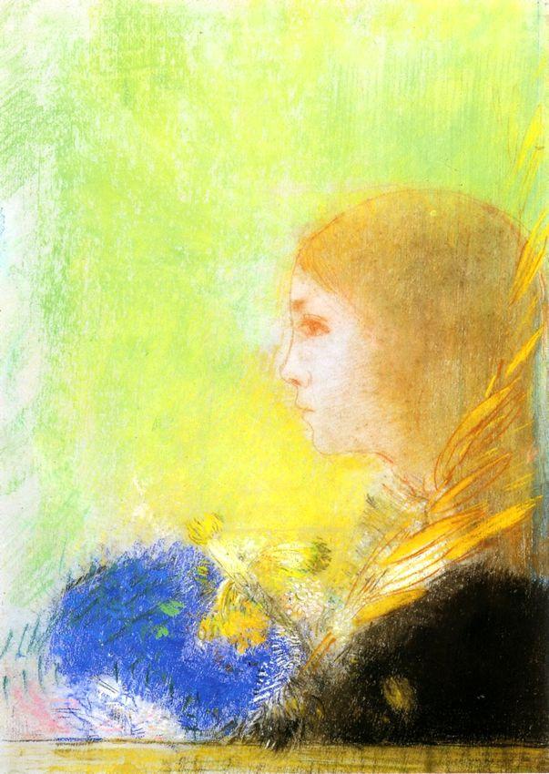 Charles Baudelaire - Les Paradis artificiels, frans leren, Vivienne Stringa. |  Odilon Redon