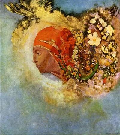 Léo Ferré, poëzie, Vertaling van zijn gedichten, Poëtische Kunst, poëzie, Odilon Redon, vertaling Vivienne Stringa