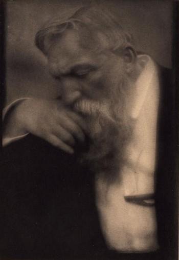 M. Auguste Rodin Steichen Edward (1879-1973) Auguste Rodin Testament, frans leren, Vertaling Vivienne Stringa