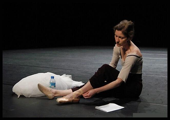 Tekstbegrip Frans, Danseuse à l'Opéra de Paris,Véronique Doisneau, danseuse à l'Opéra de Paris, Tekstbegrip Frans leren, Vivienne Stringa