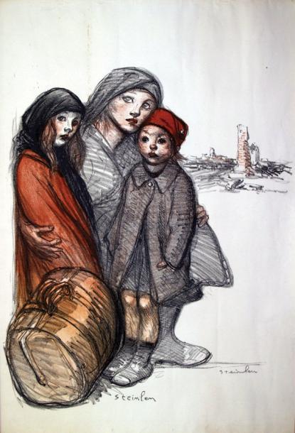 STEINLEN THEOPHILE ALEXANDRE
