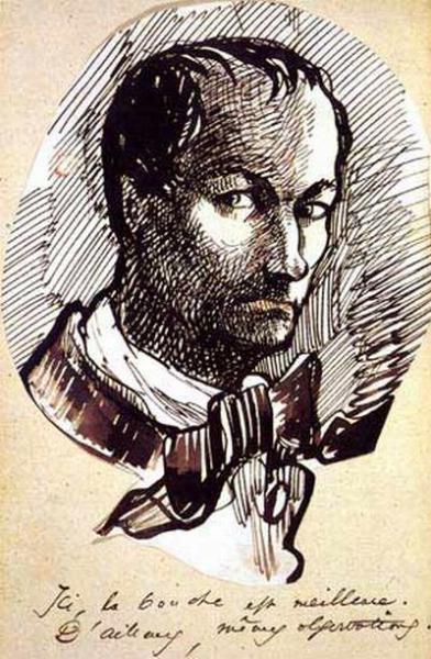 Charles Baudelaire correspondentie : een keuze uit brieven. Vertaling Vivienne Stringa