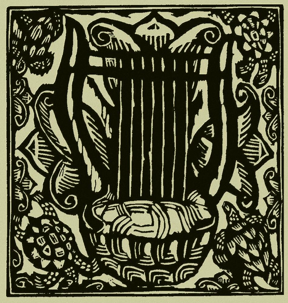 Raoul Dufy Le Bestiaire, Guillaume Apollinaire, de gedichten uit le Bestiaire, het Bestiarium, zijn geïllustreerd met houtgravures van Raoul Dufy, Guillaume Apollinaire, Frans leren, Vivienne Stringa