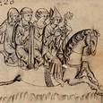 Évêques, abbés, clercs: chevauchent Fauvain (image devenue locution proverbiale).