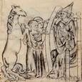 Fauvain, en revanche, fait donner gain de cause à deux clercs de mauvaise foi.