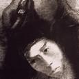 Antoine et le diable Odilon Redon, Aan zichzelf. Haarlem, Amsterdam.  À soi-même.  Journal. Notes sur la vie l'art et les artistes(1922 ).  Aan zichzelf  / Dagboek / Notities over het leven, kunst en kunstenaars. Frans leren, Vivienne  Stringa
