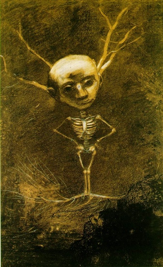 Odilon Redon. François Villon , frans leren, litteratuur, Vivivienne Stringa, vertalingen
