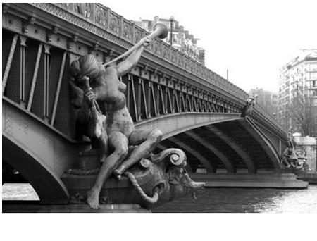 Le pont-mirabeau.Guillaume Apollinaire, fransleren, Vivienne Stringa