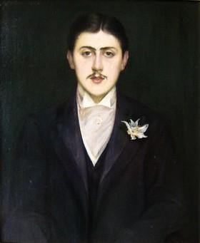 Marcel Proust,  Jacques-Émile Blanche, 1892