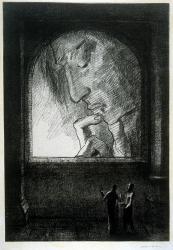 Odilon Redon, Lumière,1893. Charles Baudelaire aan madame Aupick. correspondentie. frans leren, Vivienne Stringa