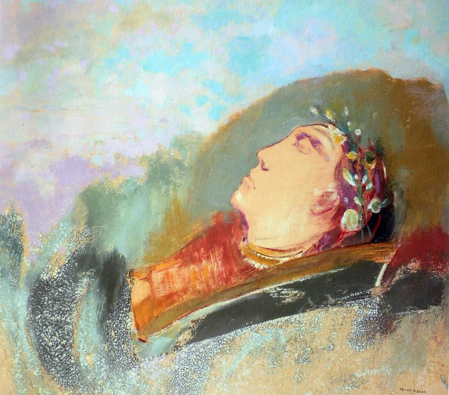 Charles Baudelaire Semper eadem,  Frans leren, Vivienne Stringa