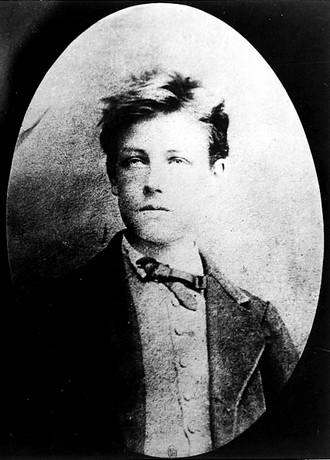 Arthur Rimbaud  À ERNEST DELAHAYE Paris, juin 1872 Parmerde, Jumphe 72. , Frans leren, Vivienne Stringa