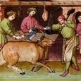 Marchand de viande de boeuf