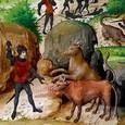 Jason et les taureaux monstrueux