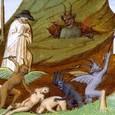 Pèlerins au Val d'Enfer