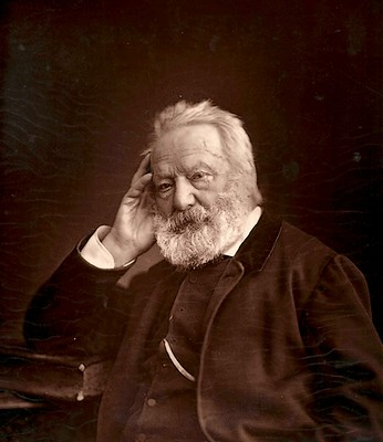 V. Hugo par Nadar. 1878